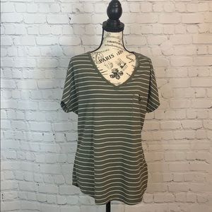 Maurices basic tee size xl